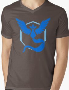 Pokemon Go Mystic Shirt Mens V-Neck T-Shirt