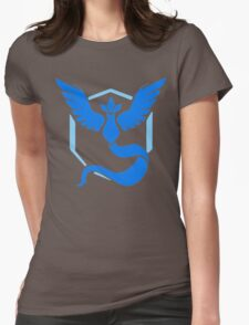Pokemon Go Mystic Shirt Womens Fitted T-Shirt