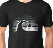 Quiksilver - RETRO logo grunge grey Unisex T-Shirt