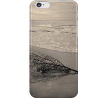 Driftwood - Good Harbor Beach Toned iPhone Case/Skin