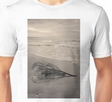 Driftwood - Good Harbor Beach Toned Unisex T-Shirt