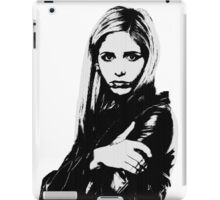 Buffy the Vampire Slayer - Buffy Summers iPad Case/Skin