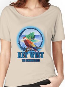The Sunset State Of Key West Women's Relaxed Fit T-Shirt