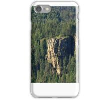 Rocky Outcrop in Cabinet Gorge iPhone Case/Skin