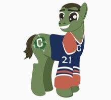 Ference Pony by hockeyponies