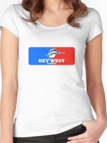 Key West Florida Women's Fitted Scoop T-Shirt