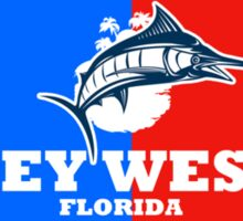 Key West Florida Sticker