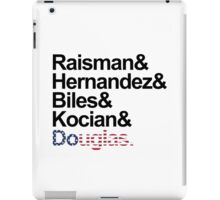 TEAM USA (WOMEN) iPad Case/Skin