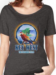 Key West Sunshine Paradise Women's Relaxed Fit T-Shirt