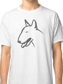 Bull Terrier HEAD Bullterrier Classic T-Shirt