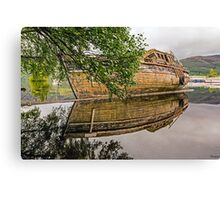 On Loch Ness Canvas Print