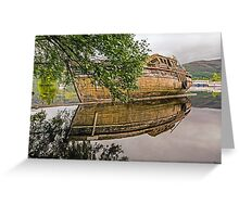 On Loch Ness Greeting Card