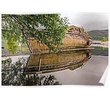 On Loch Ness Poster