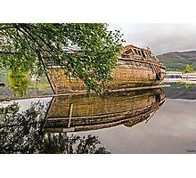 On Loch Ness Photographic Print