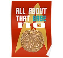 No Tribble Poster