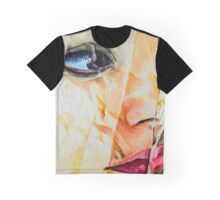 CRINKLE PORTRAIT Graphic T-Shirt