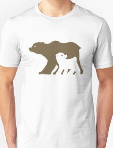 Grizzly Family Unisex T-Shirt