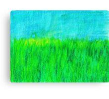 serene scene Canvas Print