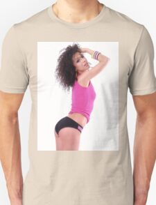 Sexy Curly Girl Unisex T-Shirt