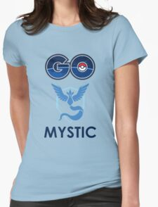 Pokemon Go - Go Mystic! Womens Fitted T-Shirt