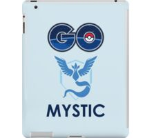 Pokemon Go - Go Mystic! iPad Case/Skin