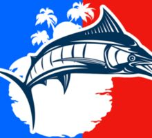 Key West Sport Fishing Sticker