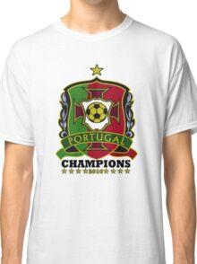 Portugal Champions Europe Classic T-Shirt
