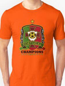 Portugal Champions Europe Unisex T-Shirt