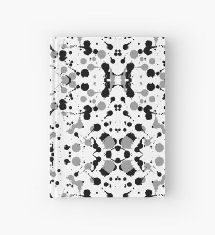 Marble Tears, White Hardcover Journal