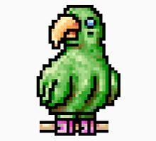 8bit Pixel Art Parrot Friend Classic T-Shirt