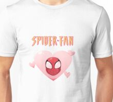 Spider-Fan Unisex T-Shirt