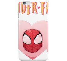 Spider-Fan iPhone Case/Skin