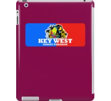 Key West Sunset Island iPad Case/Skin