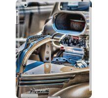 Plymouth Turbo iPad Case/Skin