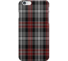 02177 Dressing Gown (Unidentified) Tartan  iPhone Case/Skin