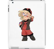 Little Hero-Wade iPad Case/Skin