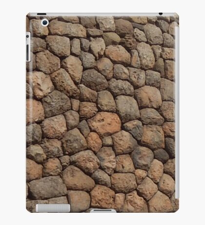 Ancient Spanish Civilisation Architecture iPad Case/Skin