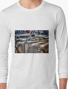 Sliver Hotrod Long Sleeve T-Shirt