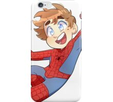 Little Hero- Peter iPhone Case/Skin