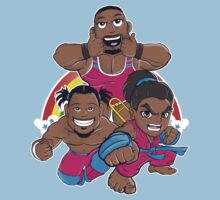 Chibi New Day Kids Tee