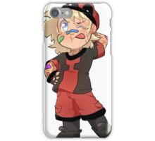 Little Hero-Wade iPhone Case/Skin