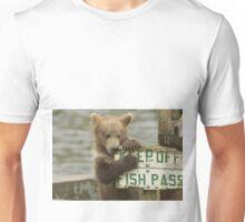 fish pass Unisex T-Shirt