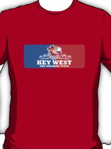 Key West Sunshine State T-Shirt