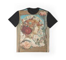 Charpentier-Deny Rose Lady Graphic T-Shirt