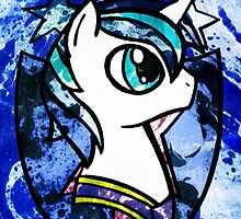 Mark of Shining Armor by ScribbleSketch