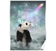 My Thoughts are Stars • (Panda Dreams / Color 2) Poster
