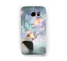 Let Your Dreams Take Flight • (Panda Dreams 2 / Color 2) Samsung Galaxy Case/Skin