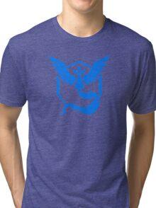 Team Mystic - Pokemon Go Tri-blend T-Shirt