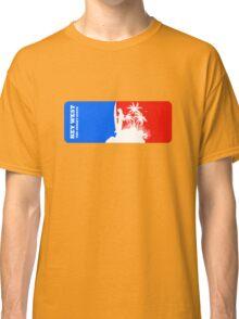 The Sunset Paradise - Key West Classic T-Shirt