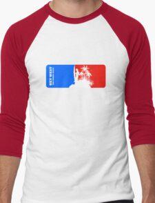 The Sunset Paradise - Key West Men's Baseball ¾ T-Shirt